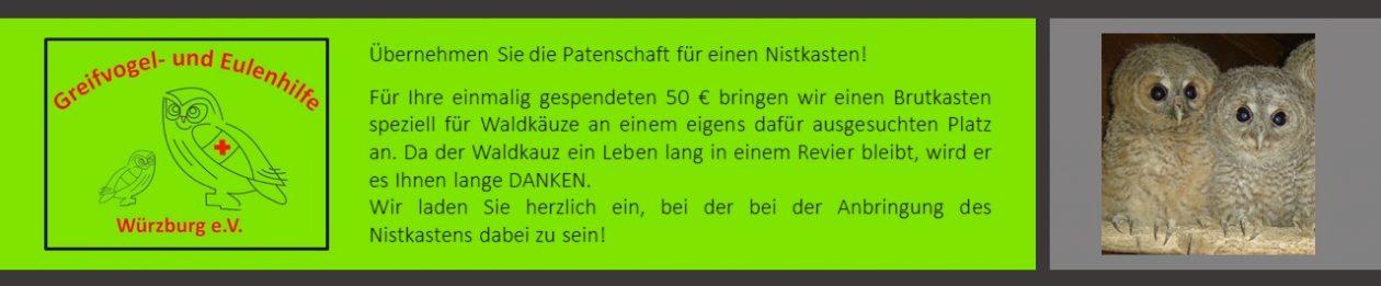 Greifvogel- und Eulenhilfe Würzburg