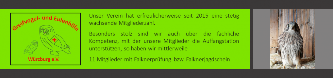 Greifvogel- und Eulenhilfe Würzburg e.V.
